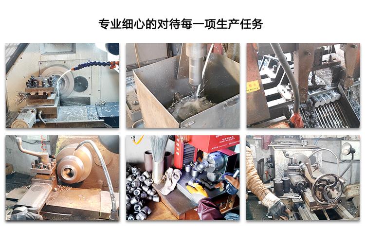 不锈钢S30408锻制高压承插焊弯头管件生产展示