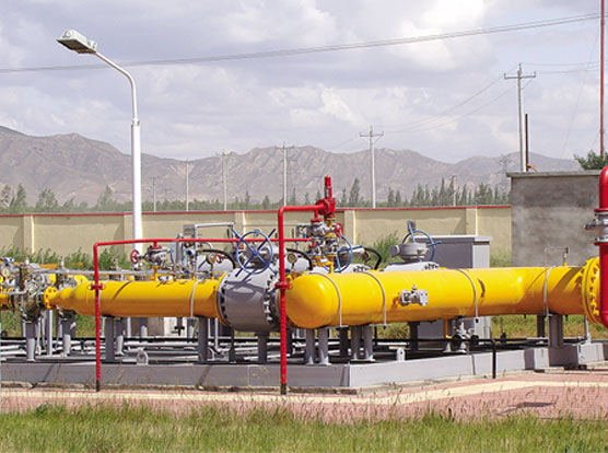 天然气管道用承插弯头