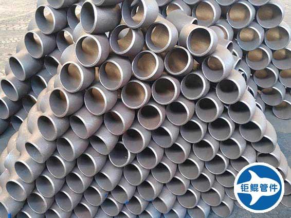 碳钢冲压无缝弯头管件