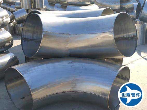 国标焊接316L不锈钢弯头管件