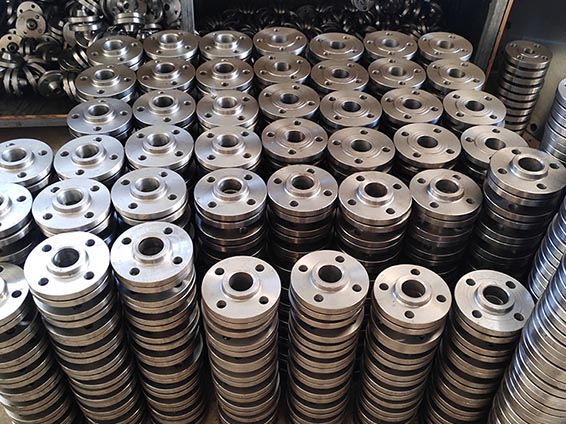 碳钢A105美标平焊法兰管件
