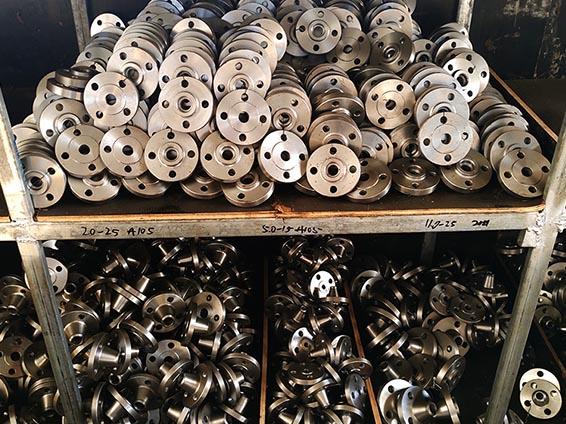 国标高压碳钢钢制法兰管件