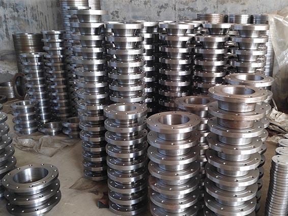 国标高压碳钢法兰管件