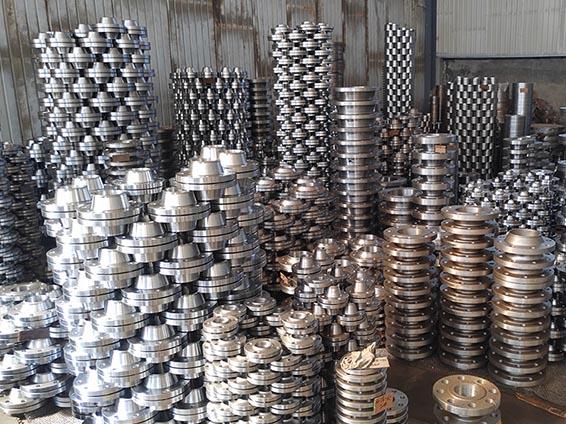 碳钢不锈钢合金钢钢制法兰管件