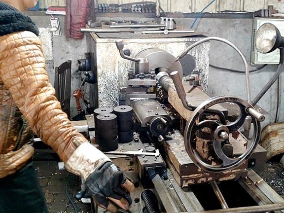 锻制45度承插弯头生产加工
