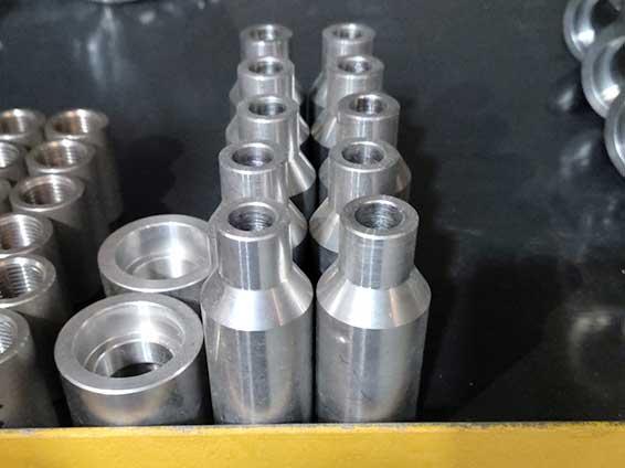 不锈钢304锻制管件异径短节
