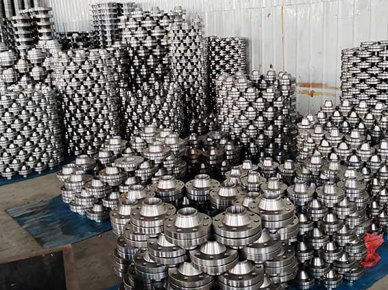 国标带颈对焊钢制管法兰锻制法兰